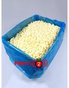 manzana Dices 10 x 10 Idared dices - IQF Fruta congelada - FRUIT B2B