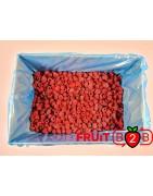 Himbeeren 95/5 Ganz - IQF Gefrorene Früchte - FRUIT B2B