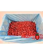 Raspberries 95/5 Whole - IQF Frozen Fruit - FRUIT B2B