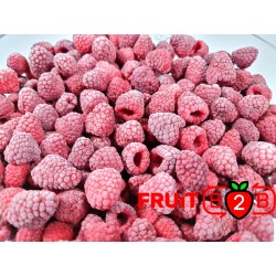 Raspberries 95/5 Whole - IQF Frozen Fruit - FRUIT B2B