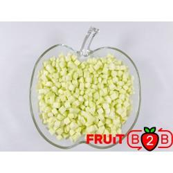 яблоко Dices 13 x 13 Ligol dices - IQF Замороженные фрукты - FRUIT B2B