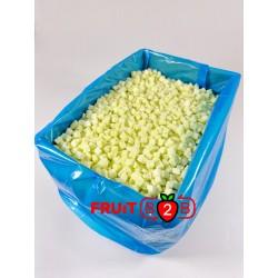 Apfel Dices 13 x 13 Ligol dices - IQF Gefrorene Früchte - FRUIT B2B