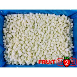 蘋果 Dices 13 x 13 Ligol dices - IQF 冷凍水果 - FRUIT B2B