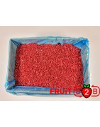 Malina Crumble - IQF Mrożone owoce Mrożonki - FRUIT B2B