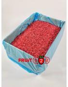 Raspberry Crumble - IQF Frozen Fruit - FRUIT B2B