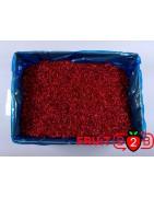 Framboise Crumble  - IQF Fruits surgelés - FRUIT B2B
