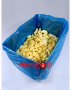 林檎 Segment Golden 1/8 - IQF 冷凍フルーツ - FRUIT B2B