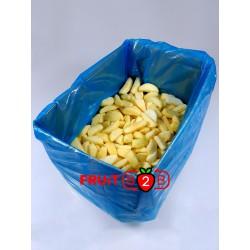 Apfel Segment Golden 1/8 - IQF Gefrorene Früchte - FRUIT B2B