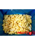 яблоко Segment Golden 1/8 - IQF Замороженные фрукты - FRUIT B2B