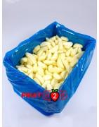 Pomme Segment Jonagored 1/8  - IQF Fruits surgelés - FRUIT B2B