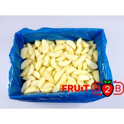 林檎 Segment Jonagored 1/8 - IQF 冷凍フルーツ - FRUIT B2B