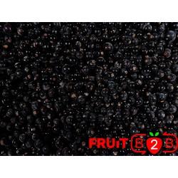 Черная смородина class 1- IQF Замороженные фрукты - FRUIT B2B