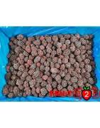 Mora class 1 - IQF Fruta congelada - FRUIT B2B