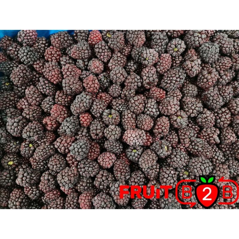 ежевика class 1 - IQF Замороженные фрукты - FRUIT B2B