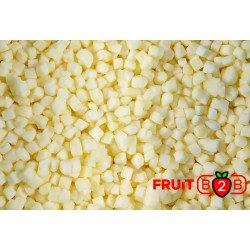 elma Dices 10 x 10 Golden dices  - IQF Dondurulmuş Meyve - FRUIT B2B
