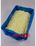 Manzana Dices 10 x 10 Ligol dices suppliers exporters - IQF Fruta congelada - FRUIT B2B