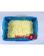 Apfel Dices 10 x 10 Pear Dices - IQF Gefrorene Früchte - FRUIT B2B
