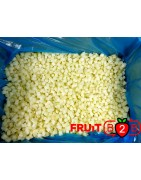 Pomme Dices 10 x 10 Pear Dices - IQF Fruits surgelés - FRUIT B2B