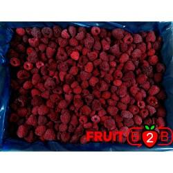 Raspberry Whole - Glen - IQF Frozen Fruit - FRUIT B2B