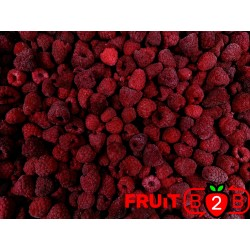 Himbeere Whole - Glen - IQF Gefrorene Früchte - FRUIT B2B