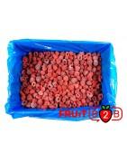 Raspberry 90/10 Whole - IQF Frozen Fruit - FRUIT B2B