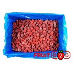 Framboise 90/10 Whole  - IQF Fruits surgelés - FRUIT B2B
