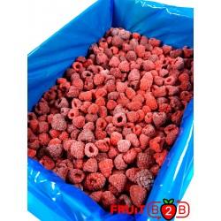 Frambuesa 90/10 Whole - IQF Fruta congelada - FRUIT B2B