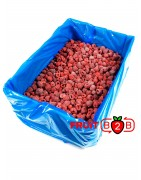 Raspberry 85 15 Whole - IQF Frozen Fruit - FRUIT B2B