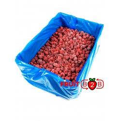 Framboesa 85 15 Whole - IQF Fruta congelada - FRUIT B2B