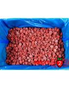 Malina 85 15 Whole - IQF Mrożone owoce|Mrożonki - FRUIT B2B
