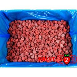 Framboise 85 15 Whole  - IQF Fruits surgelés - FRUIT B2B