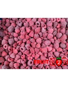 Framboesa 80/20 Whole - IQF Fruta congelada - FRUIT B2B
