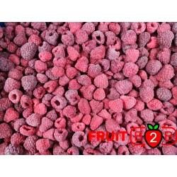 Framboise 80/20 Whole  - IQF Fruits surgelés - FRUIT B2B
