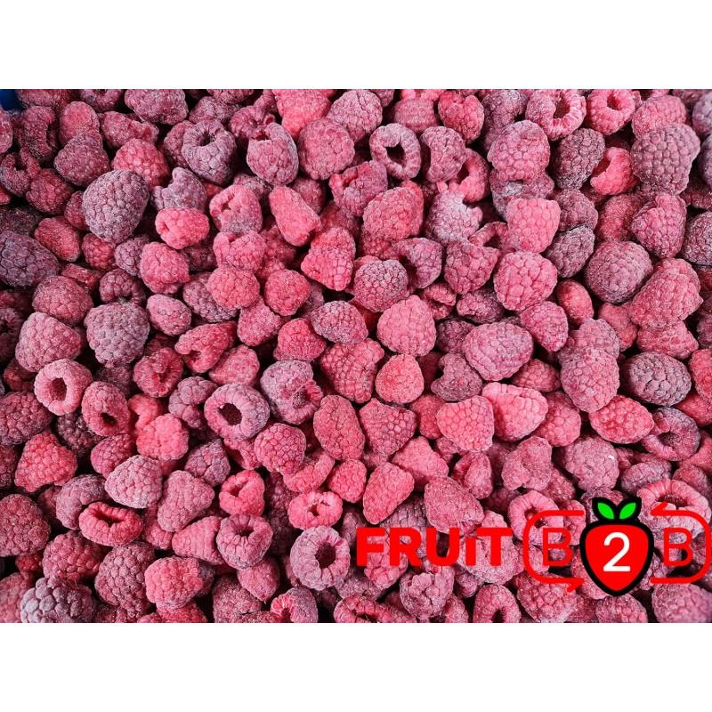 Ahududu 80/20 Whole  - IQF Dondurulmuş Meyve - FRUIT B2B