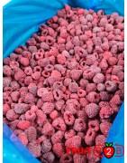 Raspberry  80/20 Whole - IQF Frozen Fruit - FRUIT B2B