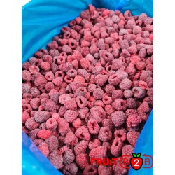 Himbeere 80/20 Whole - IQF Gefrorene Früchte - FRUIT B2B