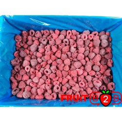 ラズベリー 80/20 Whole  - IQF 冷凍フルーツ - FRUIT B2B