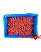 Framboise 70/30 Whole  - IQF Fruits surgelés - FRUIT B2B