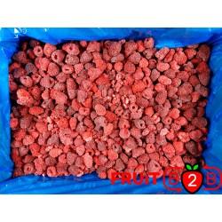 ラズベリー 70/30 Whole - IQF 冷凍フルーツ - FRUIT B2B