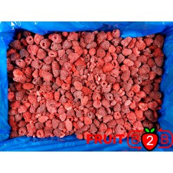Malina 70/30 Whole - IQF Mrożone owoce|Mrożonki - FRUIT B2B