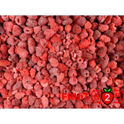 Frambuesa 70/30 Whole - IQF Fruta congelada - FRUIT B2B