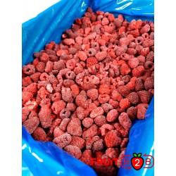 覆盆子 70/30 Whole - IQF 冷凍水果 - FRUIT B2B