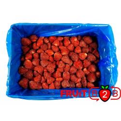Strawberry class 2 calibrated - IQF Frozen Fruit - FRUIT B2B