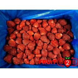 Truskawka class 2 calibrated - IQF Mrożone owoce|Mrożonki - FRUIT B2B