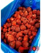 草莓 class 2 calibrated - IQF 冷凍水果 - FRUIT B2B