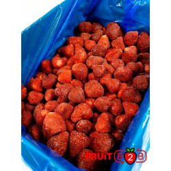 çilek class 2 calibrated  - IQF Dondurulmuş Meyve - FRUIT B2B