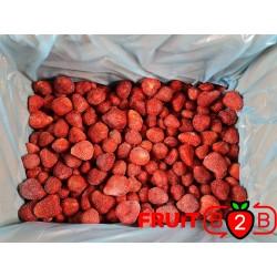 Strawberry class 2 not-calibrated - IQF Frozen Fruit - FRUIT B2B