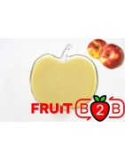 Jabłko Przecier - Ligol - Aseptyczne Przeciery Owocowe & Przecier ze świeżych owoców & Producent & Dostawca - Fruit B2B