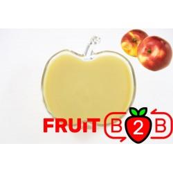 Elma Püresi- Ligol - Aseptik Meyve Püresi & Püre & Fabrikatör & Aseptic Meyve Varil Püre - Fruit B2B Meyve Suyu ve Gıda San
