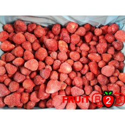 morango class 2 not-calibrated - IQF Fruta congelada - FRUIT B2B